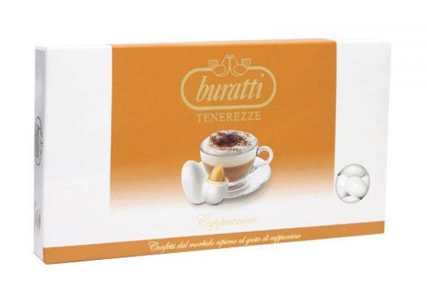Cappuccino almond confetti